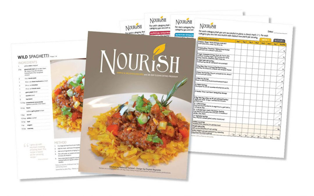 Nourish Recipe Book